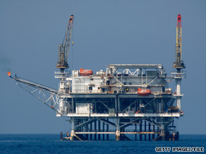 The government is under pressure to issue new permits for offshore oil drilling as early as next week.