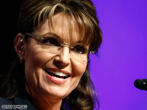 Sarah Palin used a Facebook posting Monday to defend the candidacy of South Carolina Republican gubernatorial hopeful Nikki Haley.