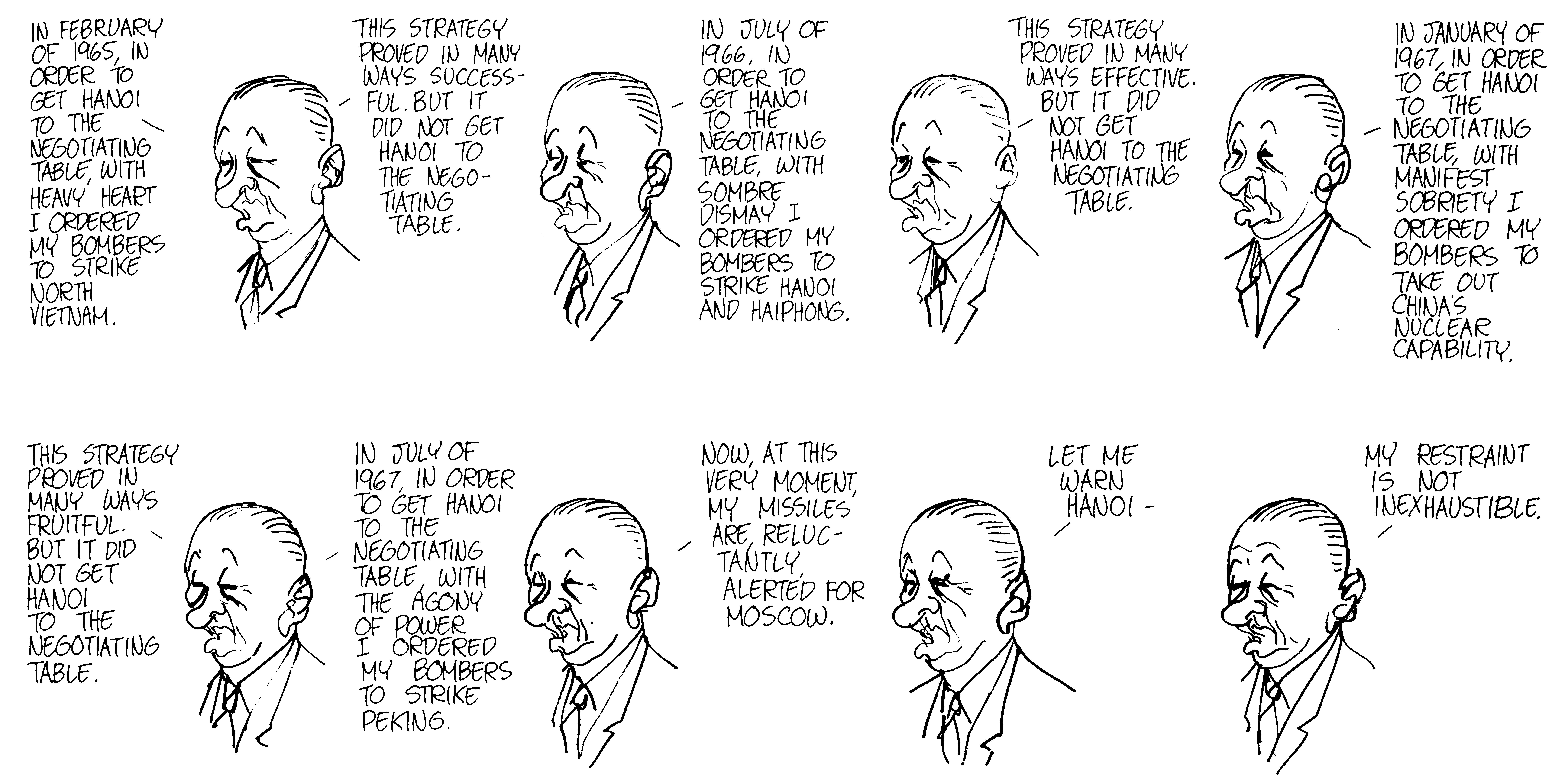 Jules feiffer comic strips