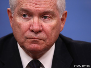 Defense Secretary Robert Gates issued an endorsement Tuesday of a Democratic plan to repeal the military&#039;s Don&#039;t Ask, Don&#039;t Tell policy.