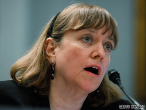An acting director has replaced Elizabeth Birnbaum as head of the Minerals Management Service.