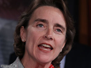 Sen. Blanche Lincoln is trailing her general election opponent, according to a new poll.