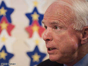 John McCain has released new ads that call J.D. Hayworth an &#039;avid earmarker.&#039;