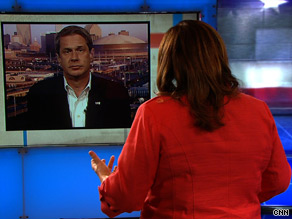 Sen. David Vitter, R-Louisiana, likened opposing offshore drilling because of the Gulf oil spill to opposing traveling by airplane after every plane crash.