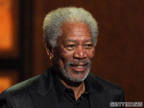 Morgan Freeman is your Connector of the Day.