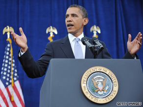 'For much of the last ten years, we tried it their way,' President Obama said on the GOP Wednesday.