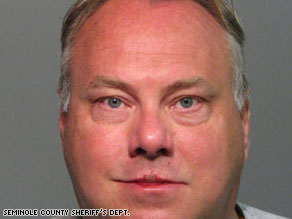 Jim Greer was arrested Wednesday in Florida.