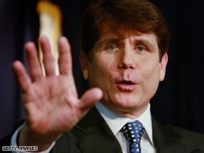 Former Illinois Gov. Rod Blagojevich may finally get to tell his story to a jury Tuesday.