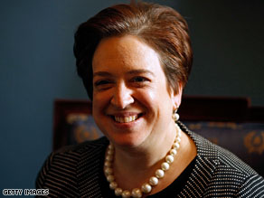 The Clinton Library released documents on Friday authored by Elena Kagan.