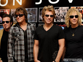 Bon Jovi is your Connector of the Day.