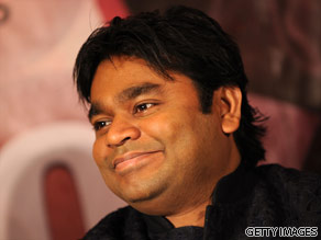 A.R. Rahman is your Connector of the Day.