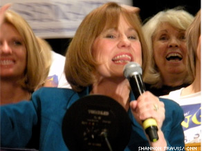  Nevada Republican Senate nominee Sharron Angle will meet with some top GOP insiders in Washington on Tuesday.
