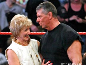 According to a new poll, former World Wide Wrestling CEO Linda McMahon is trailing Richard Blumenthal.