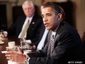  President Obama calls for pollution laws to be improved.