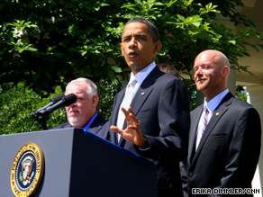 President Obama met Friday with small business owners.