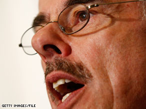 Rep. Henry Waxman warned BP CEO Tony Hayward to be prepared for tough questioning when he testifies before Congress this week.