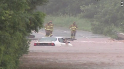 Latest storm and flood assessment from Oklahoma Emergency ... |Oklahoma Flooding