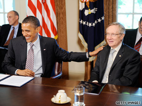 President Obama will campaign next month in Nevada with Senate Majority Leader Harry Reid.