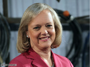 California Republican gubernatorial candidate gave her campagn another $20 million of her money.