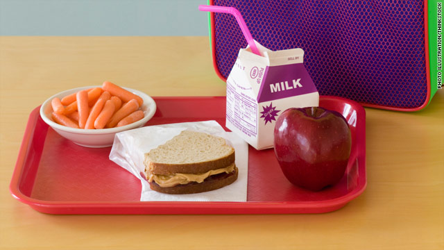 School lunch gets an upgrade