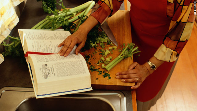 Lunchtime poll – are cookbooks a cop-out?