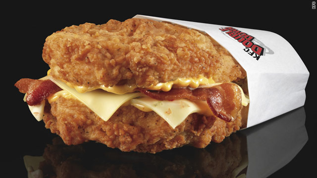 Is fat fare at fast foods going too far?