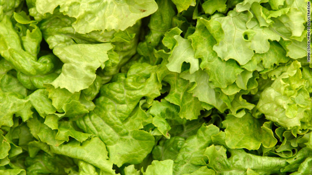 Homegrown lettuce &#8211; hold the E. coli