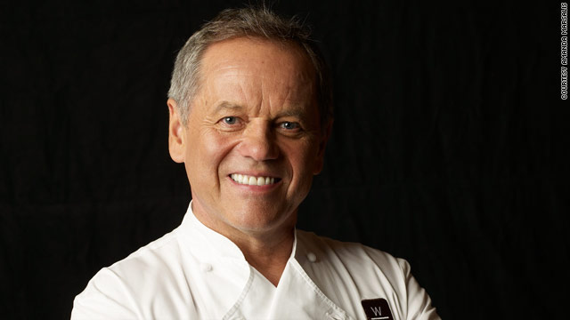 5@5 – Celebrity Chef Wolfgang Puck