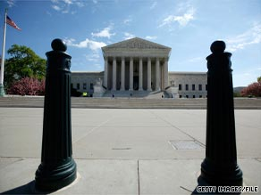 The U.S. Supreme Court issued a ruling on privacy Thursday.