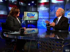 Sen. Lieberman said Sunday that the Gulf oil spill should be a motivator for passage of a comprehensive energy bill. 'Because the less we depend on oil, the less chance there is of another environmental disaster like this,' Lieberman told CNN's Candy Crowley.