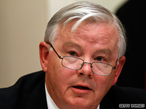 'In case you forgot what Republican governance is like, Joe Barton reminded you,' top Obama aide Rahm Emanuel said of the embattled Texas Republican, pictured, in an interview that aired Sunday.