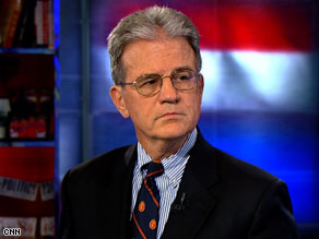 Sen. Tom Coburn declined to criticize Rush Limbaugh for his insistence that the administration's pressure on BP amounted to a 'shakedown'.