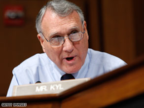 Sen. Jon Kyl and President Obama differ on what was said in their one-on-one Oval Office meeting.