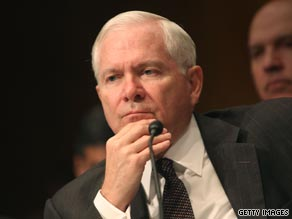 Defense Secretary Robert Gates said in a statement Tuesday that Gen. Stanley McChrystal 'made a significant mistake' and 'exercised poor judgment.'