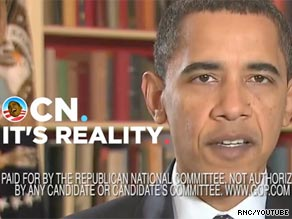 The RNC is out Tuesday with a  web video touting a fictitious television network called Obamas Chicago Network.