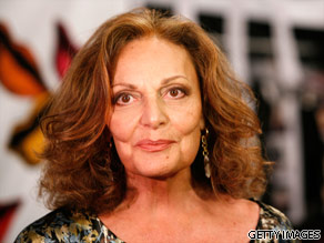 Diane von Furstenberg is your Connector of the Day.
