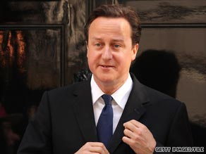 President Obama will meet with British Prime Minister David Cameron on Saturday to discuss the BP oil disaster.