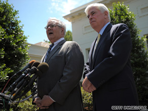 Major new financial reform legislation has been named the Dodd-Frank bill for Sen. Chris Dodd and Rep. Barney Frank, who led the work on the bill.