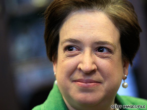 Top White House officials expressed confidence Friday that Supreme Court nominee Elena Kagan will earn the respect and votes of senators during her confirmation hearings.
