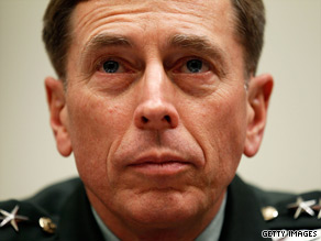 Gen. David Petraeus has enjoyed success because of his military mind; he is often described as 'brilliant.'