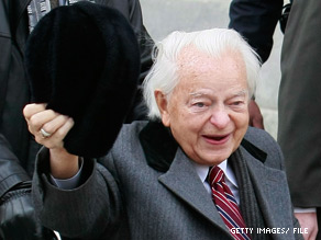 Friends and family will say goodbye Tuesday to Sen. Robert Byrd, the longest-serving member of Congress who died last week at age 92.
