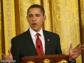 President Obama is in Wisconsin on Wednesday touting his economic plan.