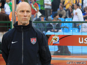Bob Bradley is your Connector of the Day.