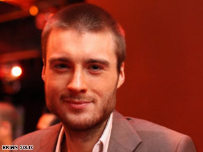 Mashable founder Pete Cashmore.