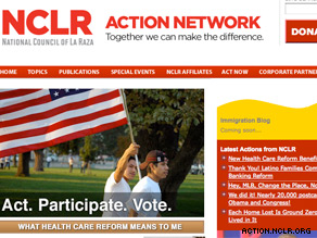 A campaign to pull the 2011 All-Star game from Arizona was launched by groups such as the National Council of La Raza.