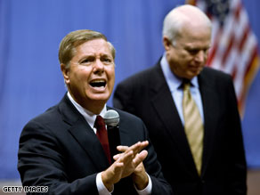 Sen. Lindsey Graham says the Tea Party movement is &#039;unsustainable.&#039;