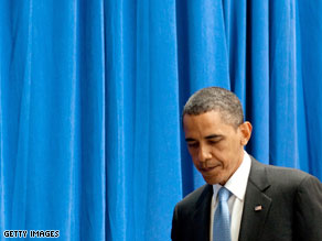 President Obama delivered a speech on immigration reform Thursday at American University in Washington.