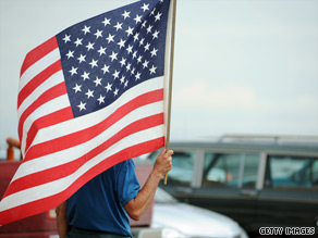 One in 4 Americans had difficulty identifying who this nation declared independence from.