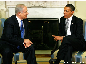 President Obama will meet with Israeli Prime Minister Benjamin Netanyahu at the White House on July 6th.