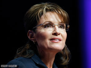 Sarah Palin endorsed Kelly Ayotte in New Hampshire's GOP Senate primary on Monday.